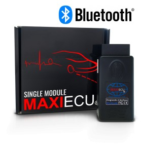 Dodge - pełna diagnostyka. Polski program MAXIECU + interfejs MAXIECU Bluetooth