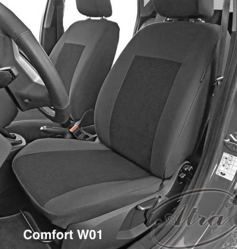 Renault Scenic Ii 5os Pokrowce Samochodowe Comfort Line Atra