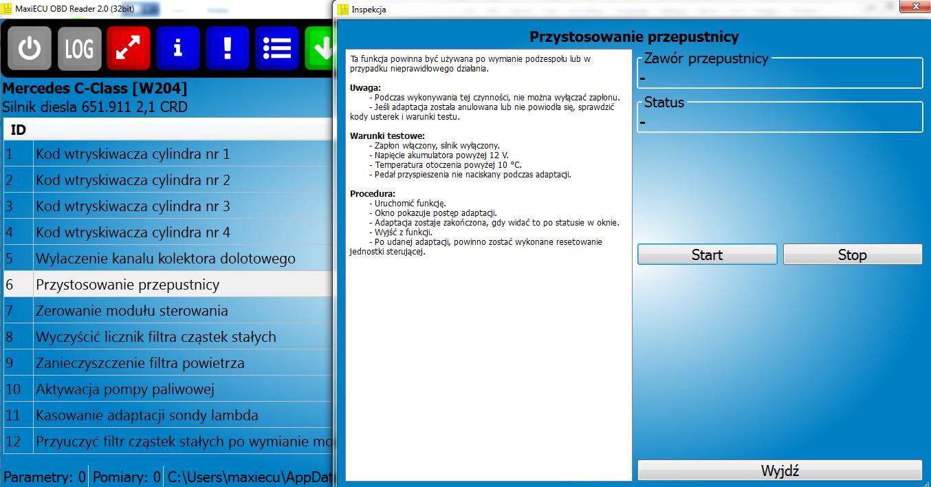 Bmw Pełna Diagnostyka Polski Program Maxiecu Interfejs Maxiecu Usb